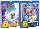 Winx Club - Das Magische Abenteuer + Winx Club - Das Geheimnis des Ozeans (Blu-ray)