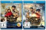 Jim Knopf & Lukas der Lokomotivführer + Jim Knopf und die Wilde 13 / im Set (Blu-ray)