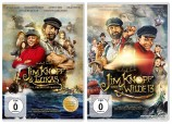 Jim Knopf & Lukas der Lokomotivführer + Jim Knopf und die Wilde 13 / im Set (DVD)