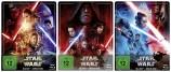 Star Wars: Episode 7+8+9 im Set - Steelbook Edition (Blu-ray)