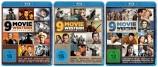 9 Movie Western Collection - Vol. 1+2+3 im Set (Blu-ray)