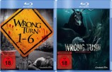 Wrong Turn 1-6 + Wrong Turn 7 - The Foundation (Blu-ray)