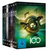 The 100 - Staffel 1+2+3+4+5+6+7 im Set / Die komplette Serie (DVD)