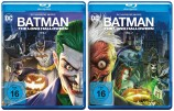 Batman: The Long Halloween - Teil 1+2 im Set (Blu-ray)