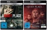 A Quiet Place 1+2 im Set - 4K Ultra HD Blu-ray + Blu-ray (4K Ultra HD)