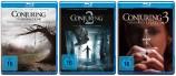 Conjuring 1+2+3 im Set (Blu-ray)