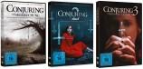 Conjuring 1+2+3 im Set (DVD)