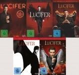 Lucifer - Staffel 1+2+3+4+5 im Set (DVD)
