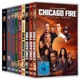 Chicago Fire - Die kompletten Staffeln 1-9 (1+2+3+4+5+6+7+8+9) im Set (DVD)