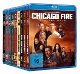 Chicago Fire - Die kompletten Staffeln 1-9 (1+2+3+4+5+6+7+8+9) im Set (Blu-ray)