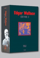 Edgar Wallace Edition 2 (1961) - Box-Set (DVD)