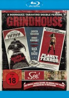 Grindhouse Doublefeature - Amaray (Blu-ray)