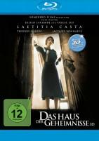 Das Haus der Geheimnisse 3D - Blu-ray 3D + 2D (Blu-ray)