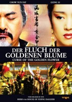 Der Fluch der Goldenen Blume - Curse of the Golden Flower (DVD)
