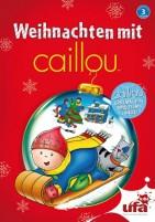Weihnachten mit Caillou (DVD)