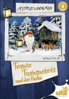 Astrid Lindgren: Tomte Tummetott und der Fuchs (DVD)