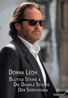 Donna Leon - Blutige Steine & Die Dunkle Stunde der Serenissima (DVD)