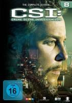 CSI: Crime Scene Investigation - Season 08 (DVD)