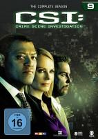 CSI: Crime Scene Investigation - Season 09 (DVD)