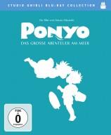 Ponyo - Das grosse Abenteuer am Meer - Studio Ghibli Blu-ray Collection (Blu-ray)