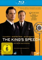 The King's Speech - Die Rede des Königs (Blu-ray)