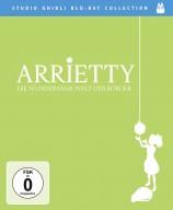 Arrietty - Die wundersame Welt der Borger - Studio Ghibli Blu-ray Collection (Blu-ray)