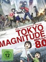 Tokyo Magnitude 8.0 - Komplettbox (DVD)
