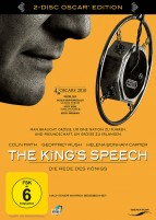 The King's Speech - Die Rede des Königs - Oscar Edition (DVD)