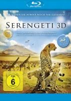 Serengeti 3D - Blu-ray 3D (Blu-ray)