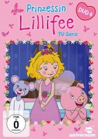 Prinzessin Lillifee - TV-Serie / DVD 4 (DVD)