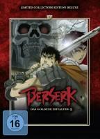 Berserk - Das goldene Zeitalter - Limited Collector's Edition Deluxe (DVD)