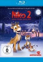 Niko 2 - Kleines Rentier, großer Held (Blu-ray)