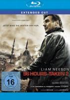 96 Hours - Taken 2 - Extended Cut (Blu-ray)