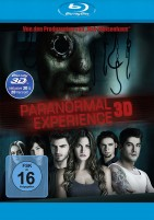 Paranormal Experience 3D - Blu-ray 3D + 2D (Blu-ray)