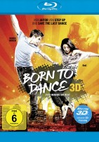 Born to Dance 3D - Blu-ray 3D + 2D (Blu-ray)