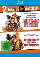 Mein Name ist Nobody & Nobody ist der Grösste - 2 Movies (Blu-ray)