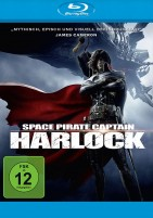 Space Pirate Captain Harlock (Blu-ray)