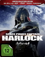 Space Pirate Captain Harlock - Blu-ray 3D + 2D + DVD / Limited Collector's Edition (Blu-ray)