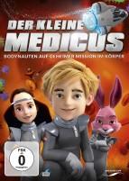 Der kleine Medicus - Bodynauten auf geheimer Mission im Körper (DVD)