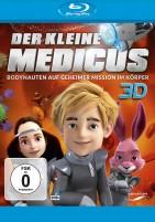 Der kleine Medicus - Bodynauten auf geheimer Mission im Körper - Blu-ray 3D + 2D (Blu-ray)
