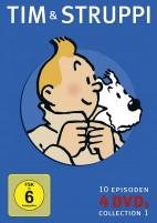 Tim & Struppi - Collection 1 (DVD)