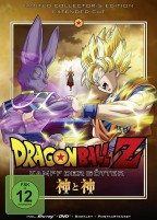 Dragonball Z - Kampf der Götter - Extended Cut + Limited Collector's Edition (Blu-ray)