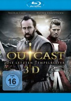 Outcast - Die letzten Tempelritter 3D - Blu-ray 3D + 2D (Blu-ray)