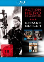 Gerard Butler - Action Hero Collection (Blu-ray)