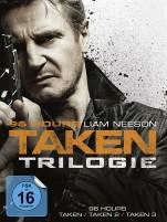 96 Hours - Taken 1-3 (DVD)