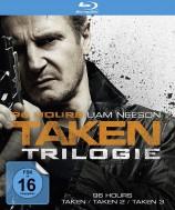 96 Hours - Taken 1-3 (Blu-ray)