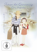 Tränen der Erinnerung - Only Yesterday (DVD)