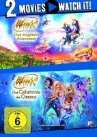 Winx Club - Das Magische Abenteuer & Das Geheimnis des Ozeans (DVD)
