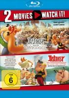 Asterix und die Wikinger & Asterix im Land der Götter - 2 Movies (Blu-ray)
