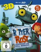 Ritter Rost - Eisenhart und voll verbeult - Blu-ray 3D + 2D (Blu-ray)